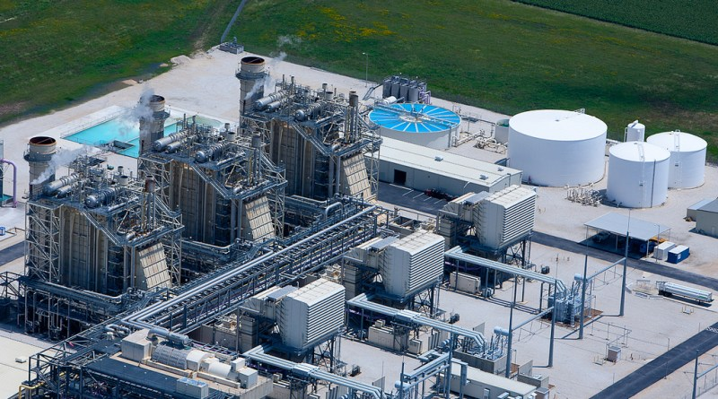 (Image) CPS Energy bought the Rio Nogales natural gas plant to help reduce its fleet emissions.