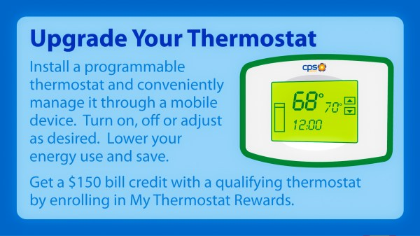 Upgrade your thermostat to be programmable