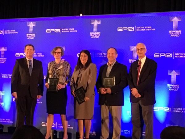 EPRI award