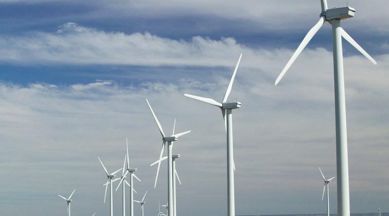(Image) Wind turbines