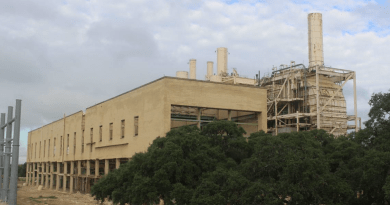 (Image) CPS Energy's Tuttle Power Plant