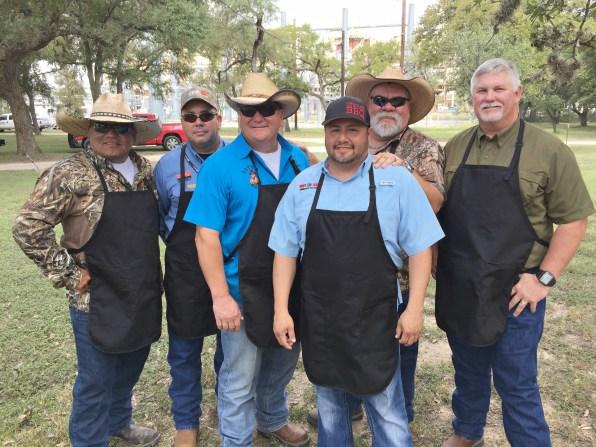 GrillsGiving BBQ Teams