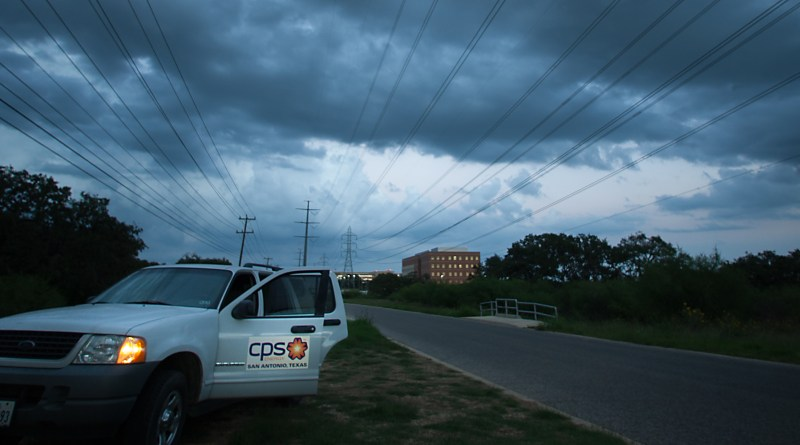 INCOMING WEATHER SYSTEM COULD LEAD TO POWER OUTAGES
