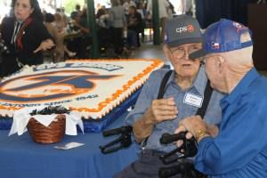 Bob Mecke and Jim Pettinos