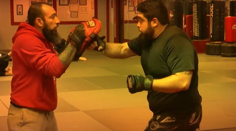 Unplugged: Fight to get fit