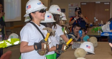 CPS Energy hosts SciGirls