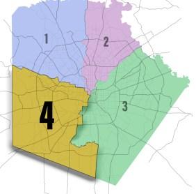 (Image) Map of Board Quadrants