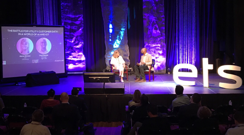 (Image) Company Leaders Share Ideas at Energy Thought Summit