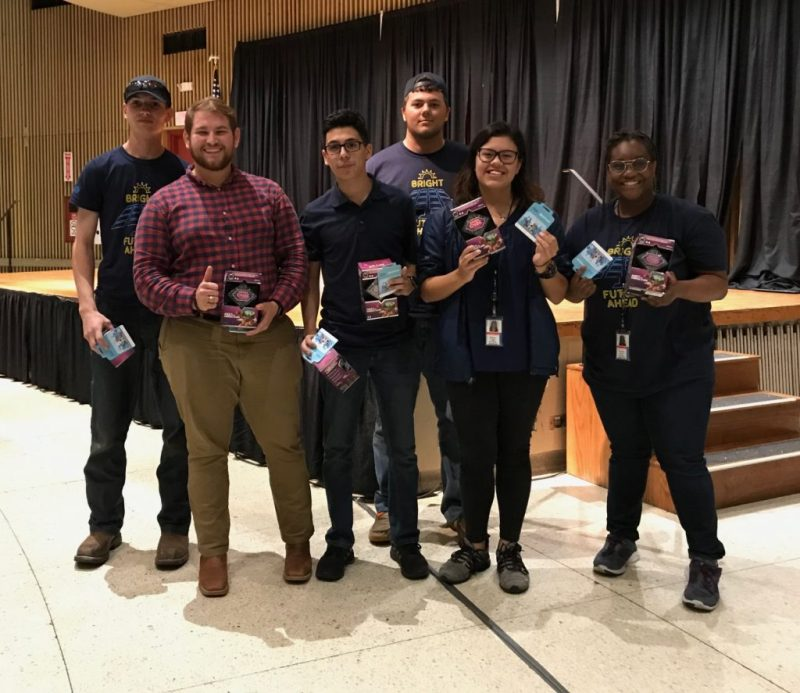 CPS Energy internships spark interest in future careers -