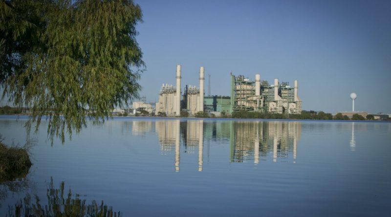 Braunig power plant