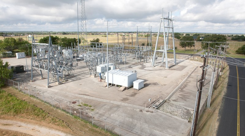 CPS Energy substation