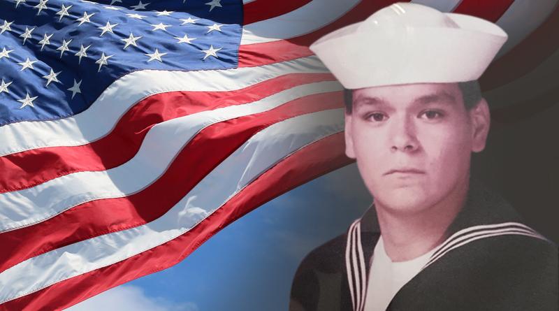 Portrait of Rafael Coronado in US Navy uniform