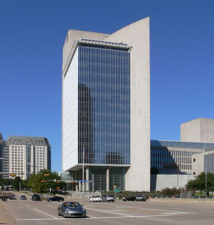 Photo of the Federal Reserve Bank of Dallas