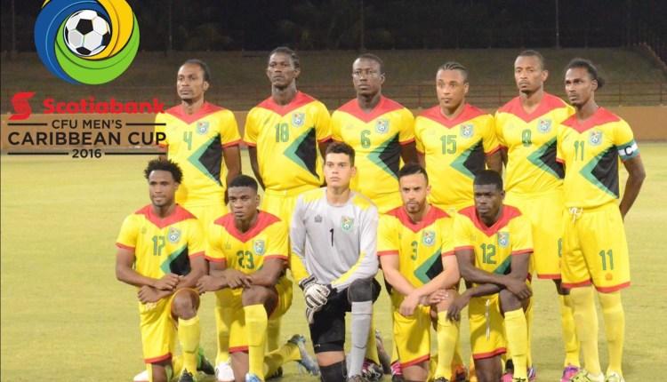 Guyana team