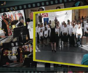 A screenshot of the VSA video