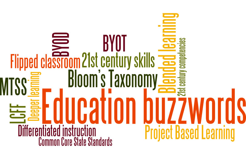 What New Education Buzzwords Actually >> Education Buzzwords And Acronyms Every Parent Should Know Ocde