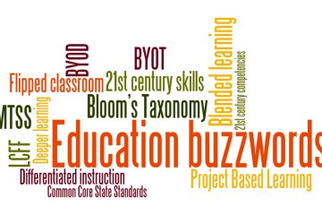 buzzword word cloud