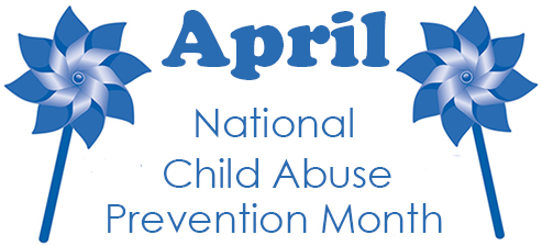 Image result for April child abuse prevention month clipart