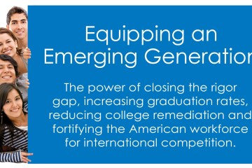 Equipping an emerging generation invite