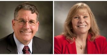 Robert Hammond & Linda Lindholm
