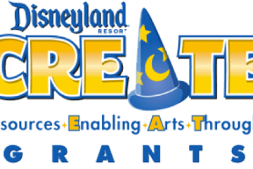 Disney CREATE Grants logo