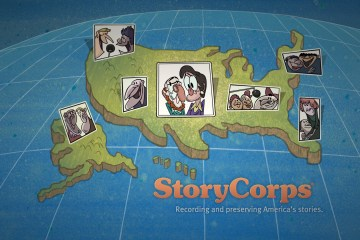 StoryCorp title card