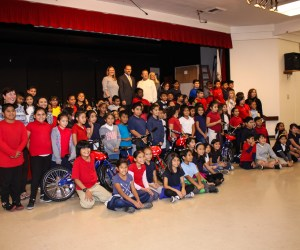 Thorman Elementary School students