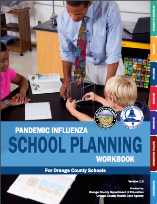 Pandemic Influenza School Planning Workbook