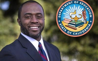 Superintendent Toy Thurmond