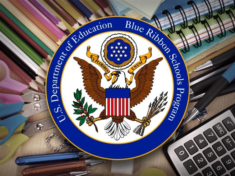 Blue Ribbon Schools Program logo