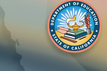 California Department of Education (CDE) logo