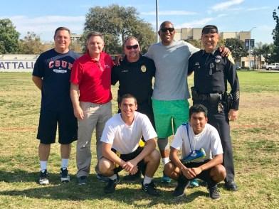 Students, educators and law enforcement representatives
