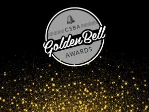 CSBA Golden Bell Awards logo