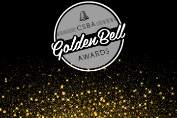 CSBA Golden Bell Awards logo