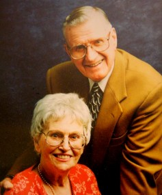 Tony Bube and his wife, Marion