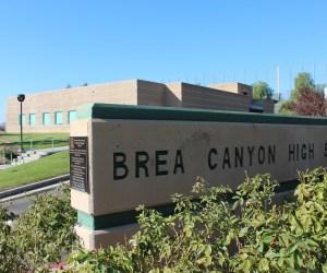 An image of Brea Canyon High School