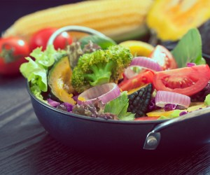 An image of a salad