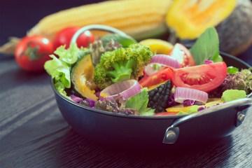 An image of a salad