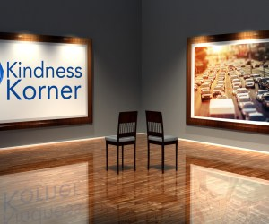A graphic for Kindness Korner
