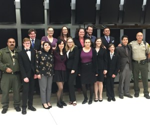 PCHS mock trial team
