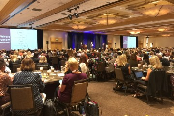 Attendees at the 2017 National MTSS Professional Learning Institute