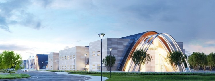Rendering of Legacy Magnet Academy