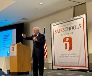 Former California Secretary of Education Dave Long