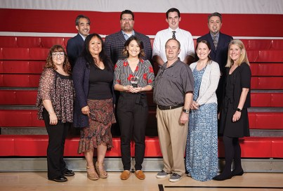 Parenting OC magazine's Top Teachers of Orange County from 201.