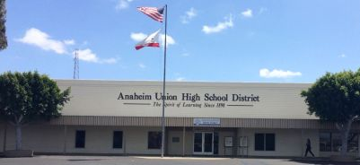 Anaheim Union High School District office