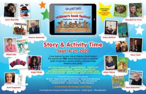 Story and Activity Time Flyer
