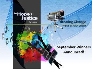 Directing change film contest