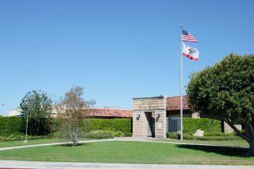 University High School exterior