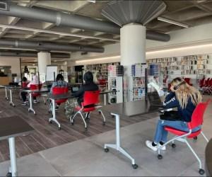 Learning Lab at Santa Ana High School