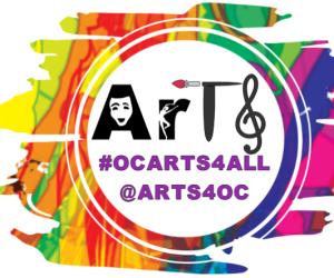 OCArts4All Logo